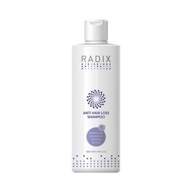 Radix Anti Hair Loss Shampoo 200ml Renksiz